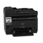 LaserJet Pro 100 color MFP M175A