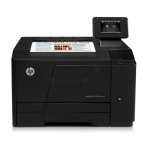 Laserjert Pro 200 color MFP M251