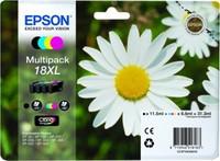 Pack 4 Cartouches Epson T181640 N°18XL