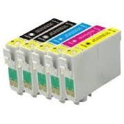 Pack 5 Cartouches compatibles Epson N°16XL