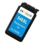 Cartouche compatible Canon CL546XL