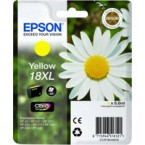 Cartouche Epson T181440 N°18XL Yellow