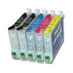 Pack 5 cartouches compatibles Epson T1295