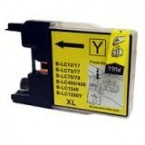 Cartouche compatible Brother LC 1280 Yellow