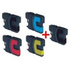 Pack 5 Cartouches compatibles LC985