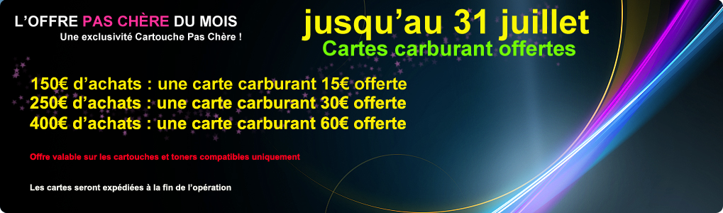 Offre carburant